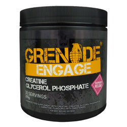 Grenade Engage 285g (30 Servings) / KO Punch Creatine  www.nutri4u.co.uk