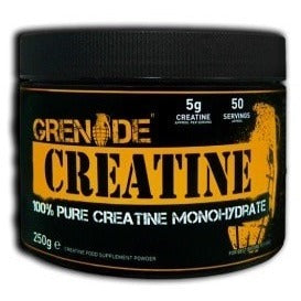 Grenade Essentials Creatine  Creatine  www.nutri4u.co.uk - 2