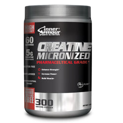 Inner Armour Creatine Micronized 300g (30 Servings) Creatine  www.nutri4u.co.uk