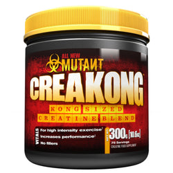 Mutant Creakong 300g (75 Servings) Creatine  www.nutri4u.co.uk