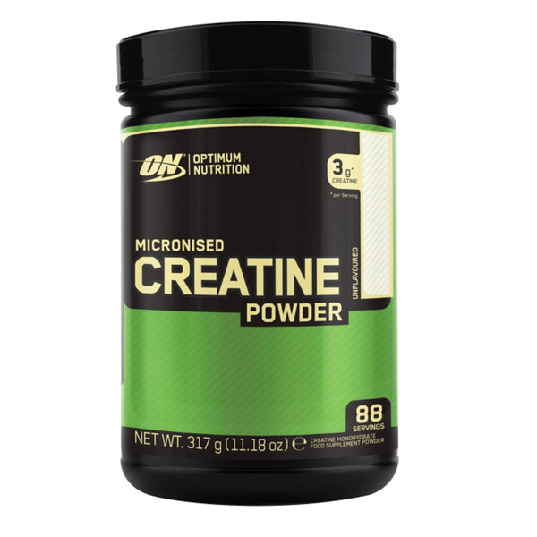 Optimum Nutrition Micronized Creatine 317g (88 Servings) Creatine  www.nutri4u.co.uk - 1
