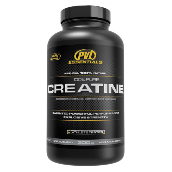 PVL Essentials 100% Creatine 300g Creatine  www.nutri4u.co.uk