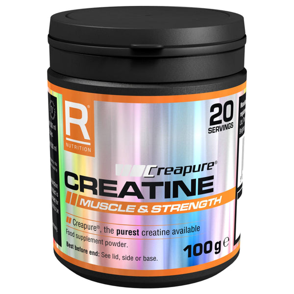 Reflex Nutrition Creatine Monohydrate 100g Creatine  www.nutri4u.co.uk - 1
