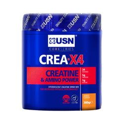 USN CREA-X4 360g Creatine  www.nutri4u.co.uk