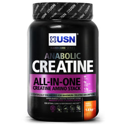 USN Creatine Anabolic 1.8kg / Orange Creatine  www.nutri4u.co.uk