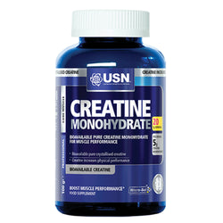 USN Creatine Monohydrate 100g Creatine  www.nutri4u.co.uk - 1