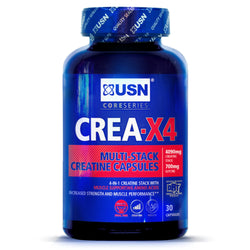 USN CREA-X4 (Caps) 30 Caps Creatine  www.nutri4u.co.uk - 1