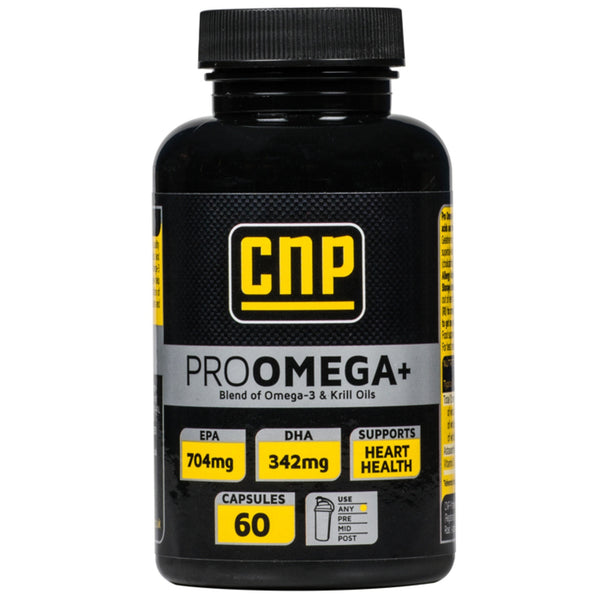 CNP Professional Pro Omega+ 60 Caps EFA  www.nutri4u.co.uk