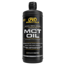 PVL Essentials 100% Pure MCT Oil 1000ml EFA  www.nutri4u.co.uk