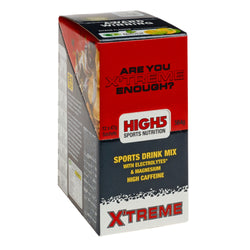 High5 EnergySource X'treme 12 x 47g Sachets / Citrus Energy Drink  www.nutri4u.co.uk - 1