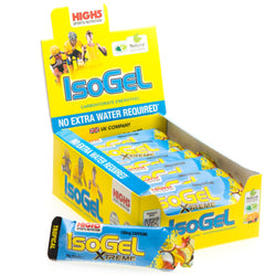 High5 IsoGel X'treme 25 x 60ml Sachets / Tropical Energy Gel  www.nutri4u.co.uk - 1