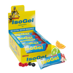 High5 IsoGel 25 x 60ml Sachets / Berry Energy Gel  www.nutri4u.co.uk - 1