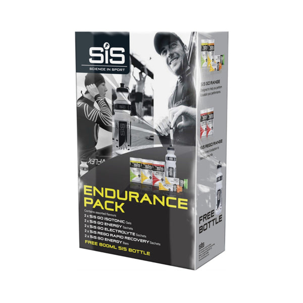 Science In Sport Endurance Pack with Bottle One Size Energy Gel  www.nutri4u.co.uk