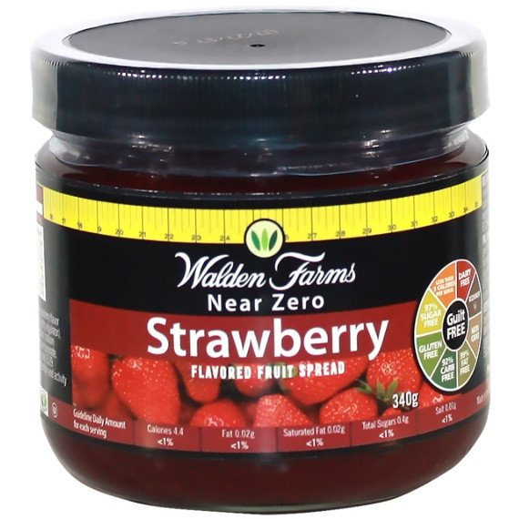 Walden Farms Fruit Spread 340g / Apple Butter Health Foods  www.nutri4u.co.uk
