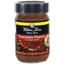 Walden Farms Spread 340g / Choc Peanut Health Foods  www.nutri4u.co.uk