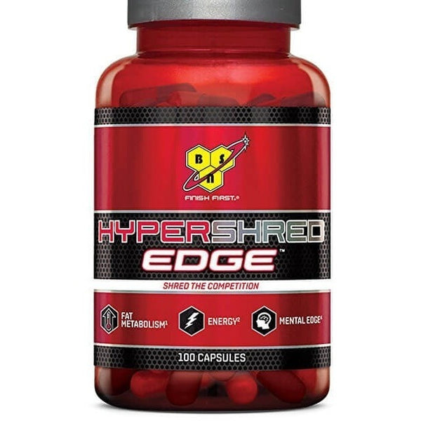 BSN HyperShred Edge 100 Caps Weight Management  www.nutri4u.co.uk