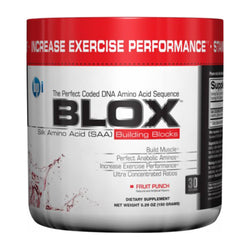BPI Sports BLOX 150g (30 Servings) / Blue Raspberry Intra Workout  www.nutri4u.co.uk