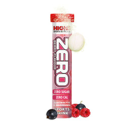 High5 Zero 1 x 20 Tabs / Berry Intra Workout  www.nutri4u.co.uk - 1