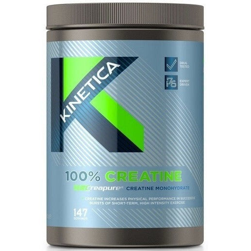 Kinetica 100% Creatine 500g (147 Servings) Creatine  www.nutri4u.co.uk