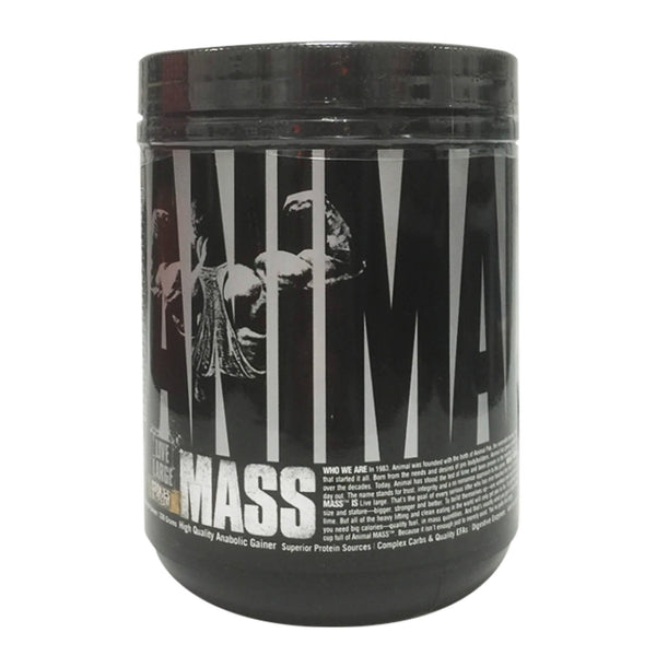 Animal Mass 330g / Chocolate Mass Gainers  www.nutri4u.co.uk - 1