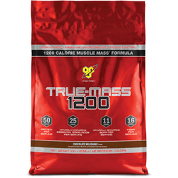 BSN True Mass 1200 4.8kg (15 Servings) / Chocolate Mass Gainers  www.nutri4u.co.uk
