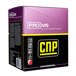 CNP Professional Pro MS 15 x 47g Sachets / Chocolate Meal Replacement  www.nutri4u.co.uk