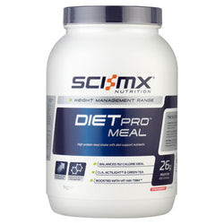 Sci-MX Nutrition Diet Pro Meal 1kg / Chocolate Meal Replacement  www.nutri4u.co.uk - 1