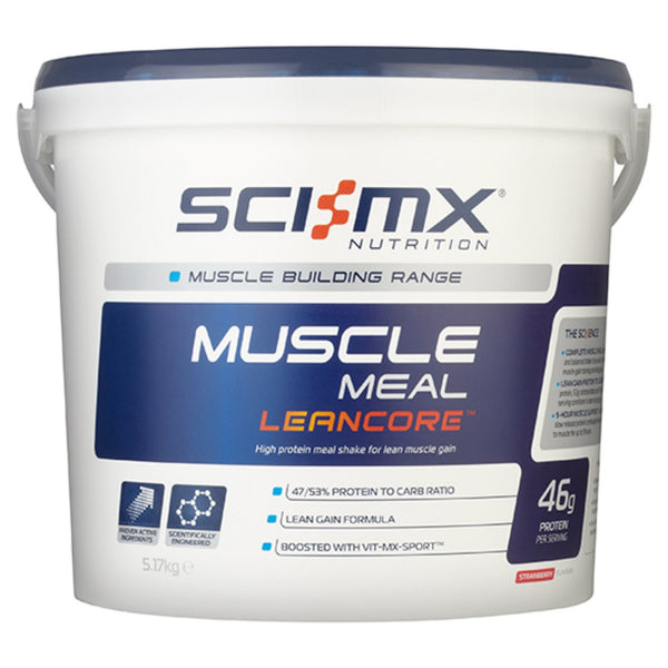 Sci-MX Nutrition Muscle Meal Leancore 5.1kg / Chocolate Meal Replacement  www.nutri4u.co.uk - 1