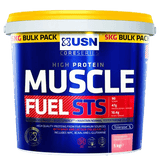 USN Muscle Fuel STS 5kg / Chocolate All-In-One  www.nutri4u.co.uk - 2