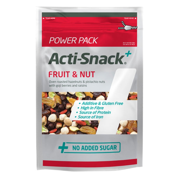 Acti-Snack® Fruit & Nut 200g Natural & Organic  www.nutri4u.co.uk - 1