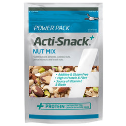 Acti-Snack Nut Mix 200g Natural & Organic  www.nutri4u.co.uk - 1