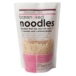 Bare Naked Noodles 380g Natural & Organic  www.nutri4u.co.uk