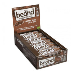 Beond Organic Raw Bar 18 x 35g / Acai Berry Natural & Organic  www.nutri4u.co.uk