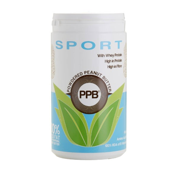 Hale Naturals PPB® Sport Powdered Peanut Butter with Whey Protein 500g Natural & Organic  www.nutri4u.co.uk