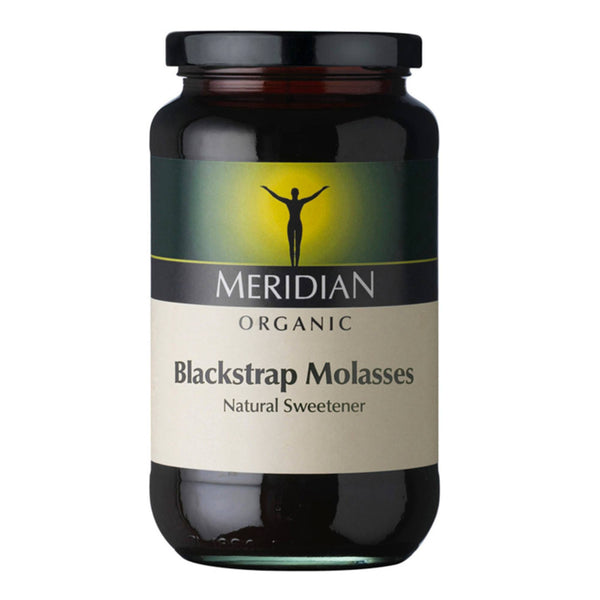 Meridian Organic Pure Blackstrap Molasses 740g (23 Servings) Natural & Organic  www.nutri4u.co.uk
