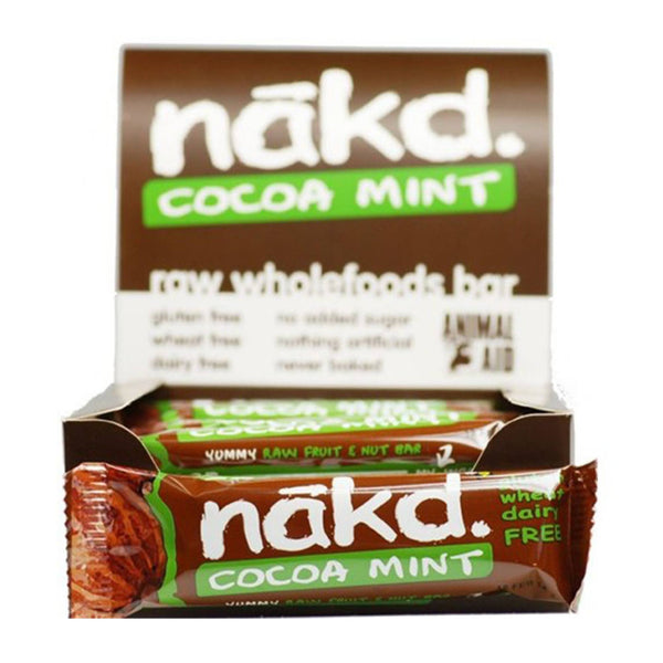 Nakd Gluten Free Bars  Natural & Organic  www.nutri4u.co.uk - 1