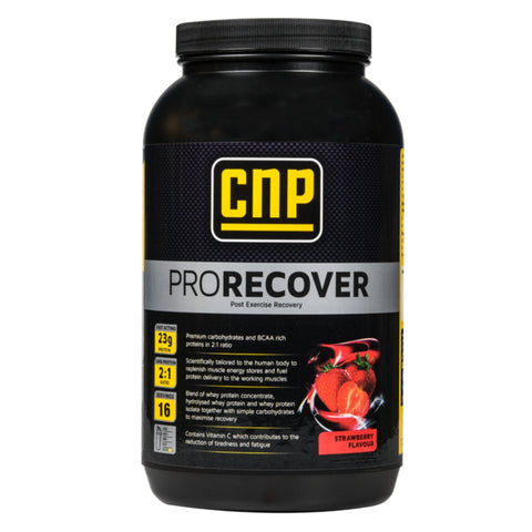 CNP Professional Pro Recover 1.2kg (14 Servings) / Chocolate Post Workout  www.nutri4u.co.uk - 2