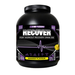 Vyomax Nutrition Recover 2.2kg / Banana Post Workout  www.nutri4u.co.uk