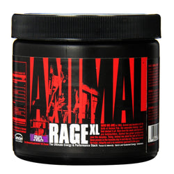 Animal Rage XL 30 Servings / Grape of Wrath Pre-Workout  www.nutri4u.co.uk