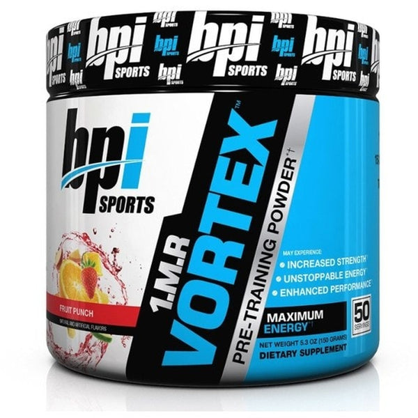BPI Sports 1.M.R Vortex 150g (50 Servings) / Blue Lemonade Pre-Workout  www.nutri4u.co.uk