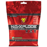 BSN N.O-Xplode 3.0 240g (12 Servings) / Green Apple Pre-Workout  www.nutri4u.co.uk - 6
