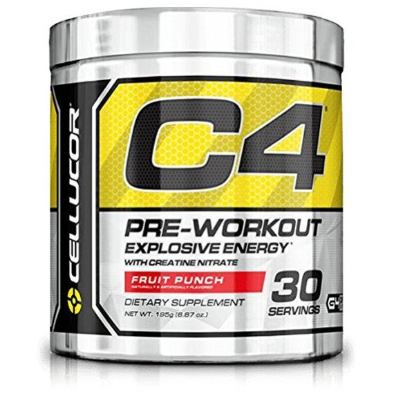Cellucor C4 (4th Generation) 30 Servings / Blue Razz Pre-Workout  www.nutri4u.co.uk - 1