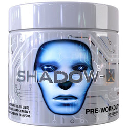 Cobra Labs Shadow-X 270g (30 Servings) / Lemon Zero Pre-Workout  www.nutri4u.co.uk