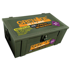 Grenade .50 Calibre 580g (50 Servings) / Berry Blast Pre-Workout  www.nutri4u.co.uk - 1