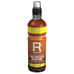 Reflex Nutrition Muscle Bomb RTD 500ml / Lemon Pre-Workout  www.nutri4u.co.uk - 1