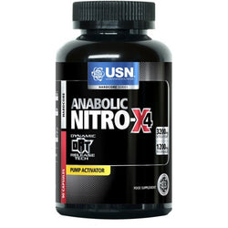 USN Anabolic Nitro X4 90 Caps Pre-Workout  www.nutri4u.co.uk