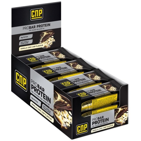 CNP Professional Pro Bar Protein 12 x 70g / Lemon Mousse Protein  www.nutri4u.co.uk - 1