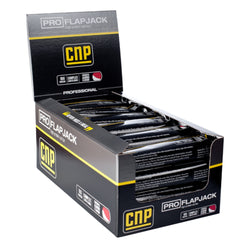 CNP Professional Pro Flapjack 24 x 75g Flapjacks / Cherry Almond Protein  www.nutri4u.co.uk - 1