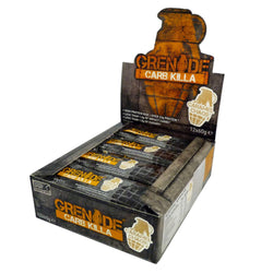 Grenade Carb Killa Bar 12 x 60g Bars / Caramel Chaos Protein  www.nutri4u.co.uk - 1