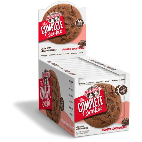 Lenny & Larry's Complete Cookie 12 x 113g Cookies / Birthday Cake Protein  www.nutri4u.co.uk - 1